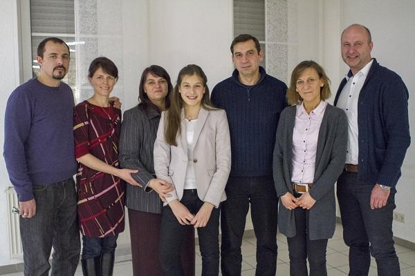 Ein Team aus Bulgarien berichtet über die Arbeit vor Ort…