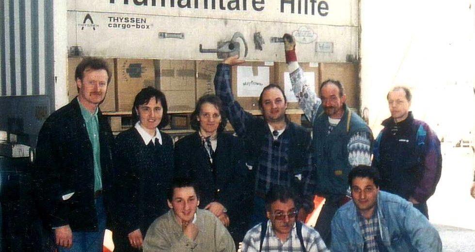 Vor 20 Jahren ist Tabita gestartet – in Lage und in Bulgarien